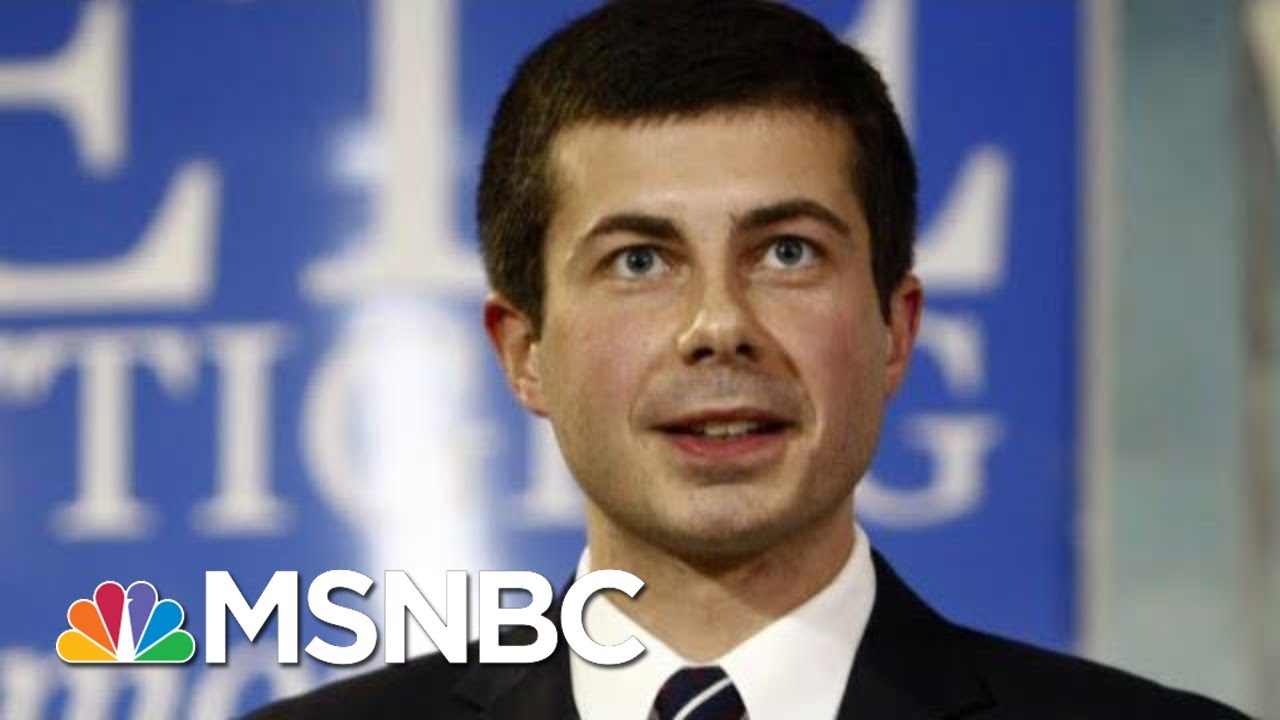 Buttigieg Responds To 2011 Remark On Minorities And Education | Velshi & Ruhle | MSNBC 11