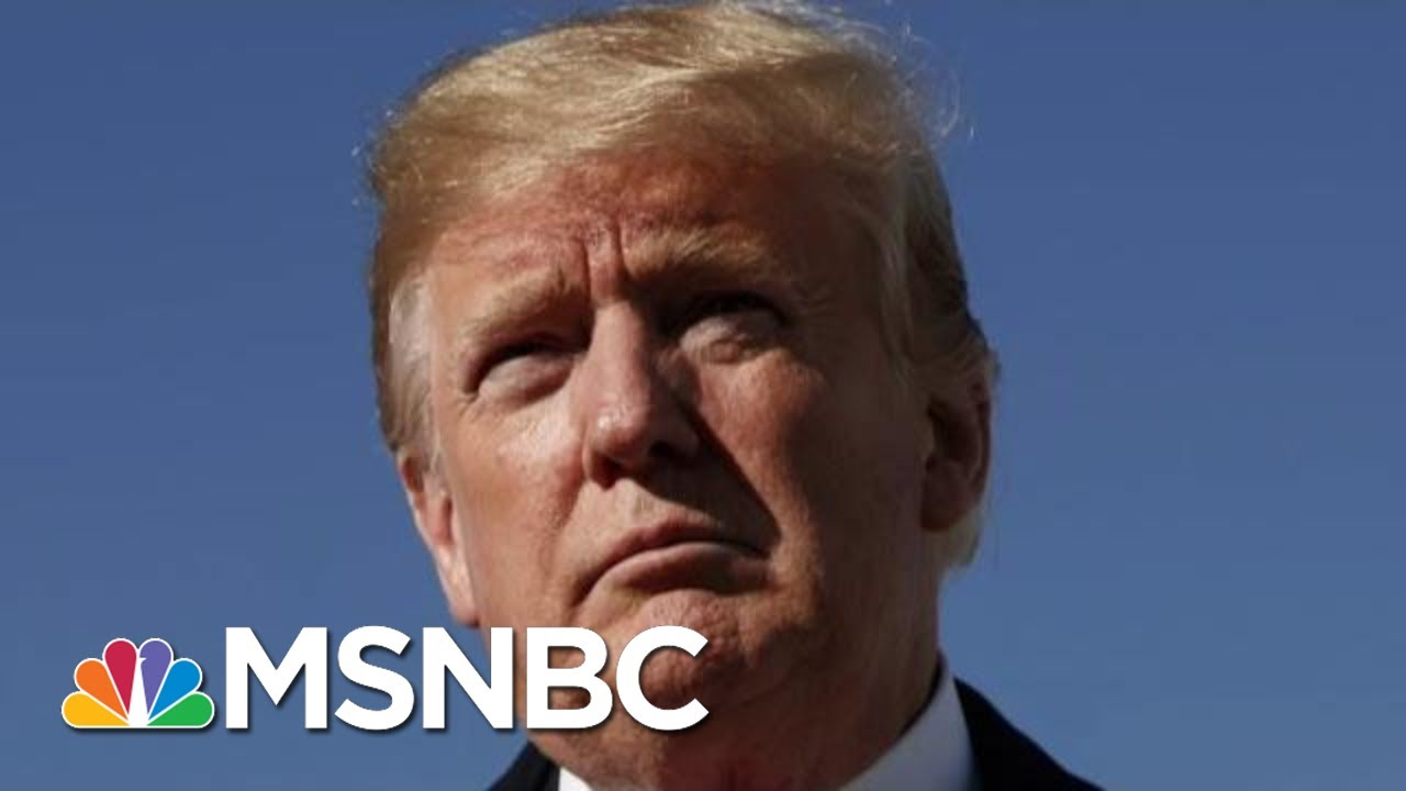 The Hits Keep Coming For Donald Trump And His Allies | Deadline | MSNBC 10