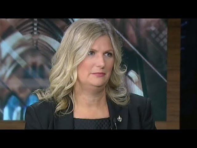 New Conservative deputy leader Leona Alleslev on her new role 6