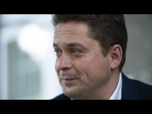 Is Scheer hurting the Conservative party staying on as leader? 1