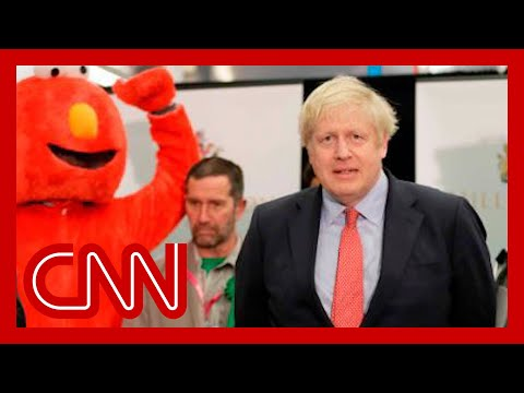 Boris Johnson's Conservative Party wins UK election 1