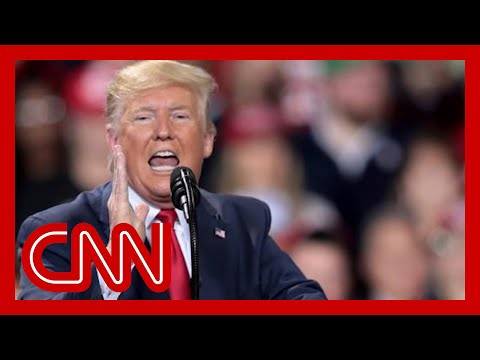 Trump implies Democrat's dead husband 'looking up' from hell 12