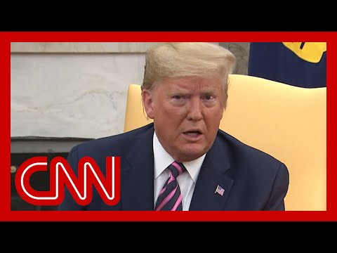 Reporter asks Trump how it feels to be 3rd impeached president 5
