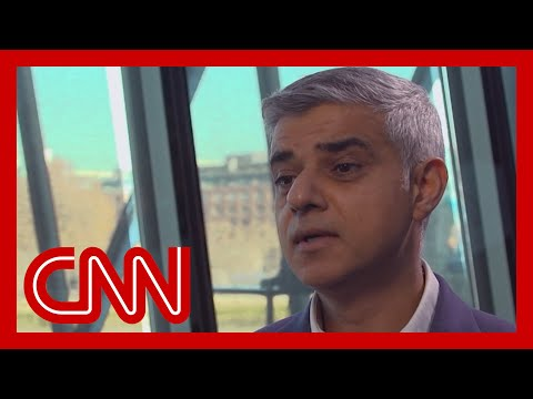 London Mayor: We feel the long shadow of Trump 9