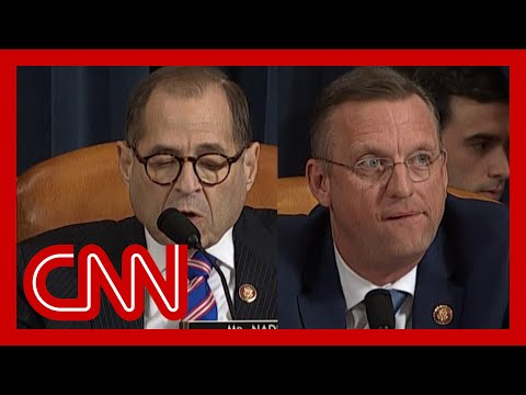 Watch bitter ending to impeachment hearing 2