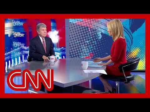 Dana Bash presses GOP senator on Trump's Ukraine call 1