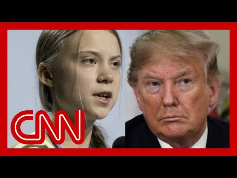 Trump mocks Greta Thunberg on Twitter 7