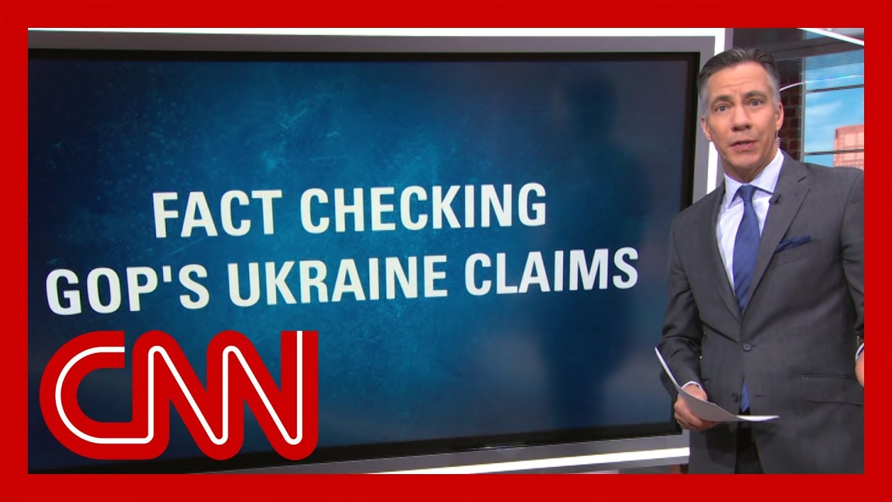 Jim Scuitto fact-checks Sen. John Kennedy's Ukraine election interference claims 8