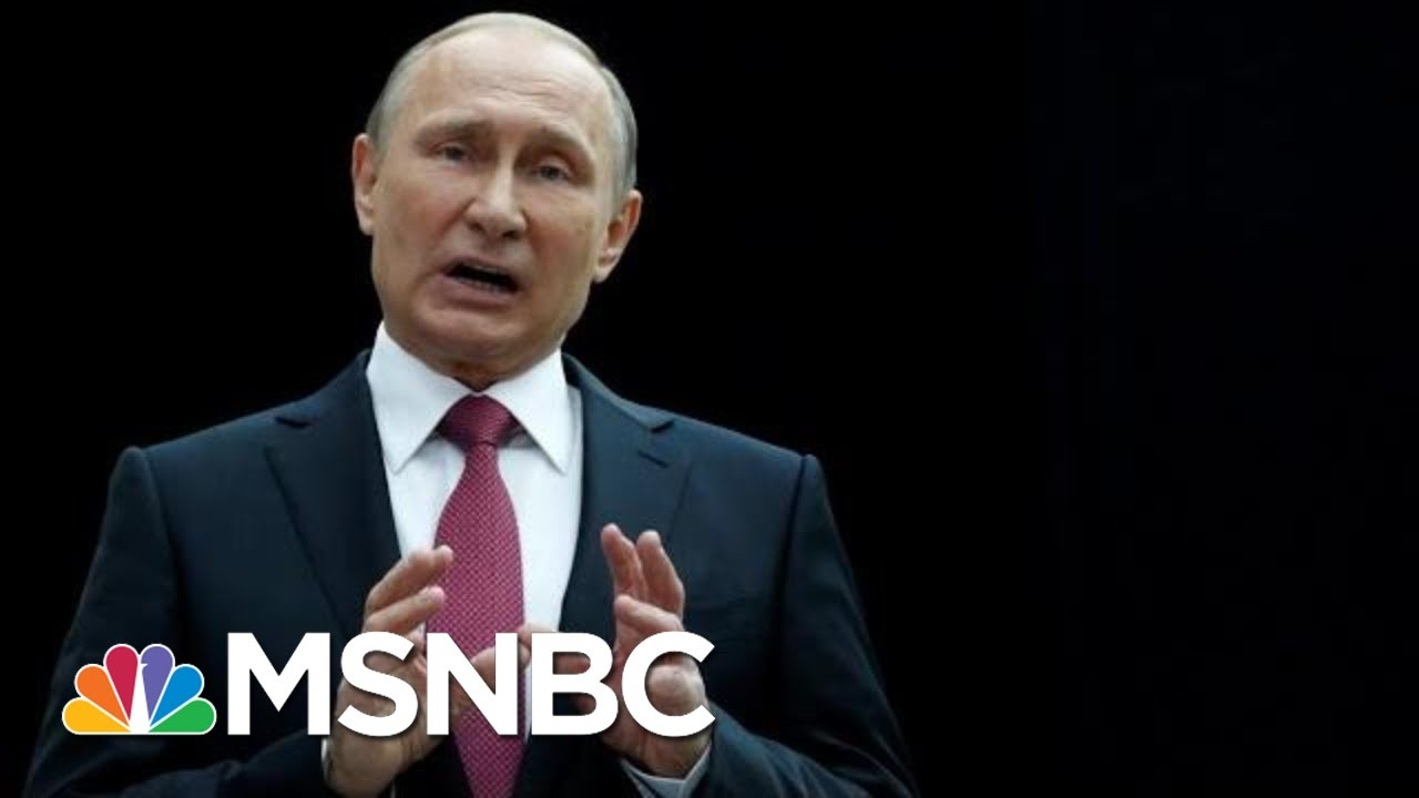 Tucker Carlson Want To Know Why Putin's Such A Bad Guy. So Here's The Answer | The 11th Hour | MSNBC 4