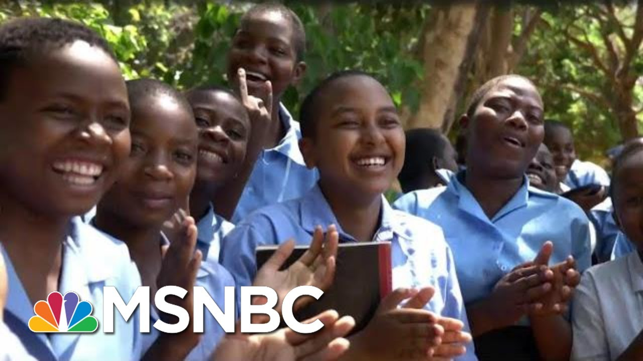 Tonight's Last Word: Zikomo! | The Last Word | MSNBC 10