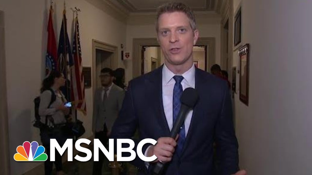 Haake: This Is A Fighter's Committee; Prepare To See Fireworks | MSNBC 2