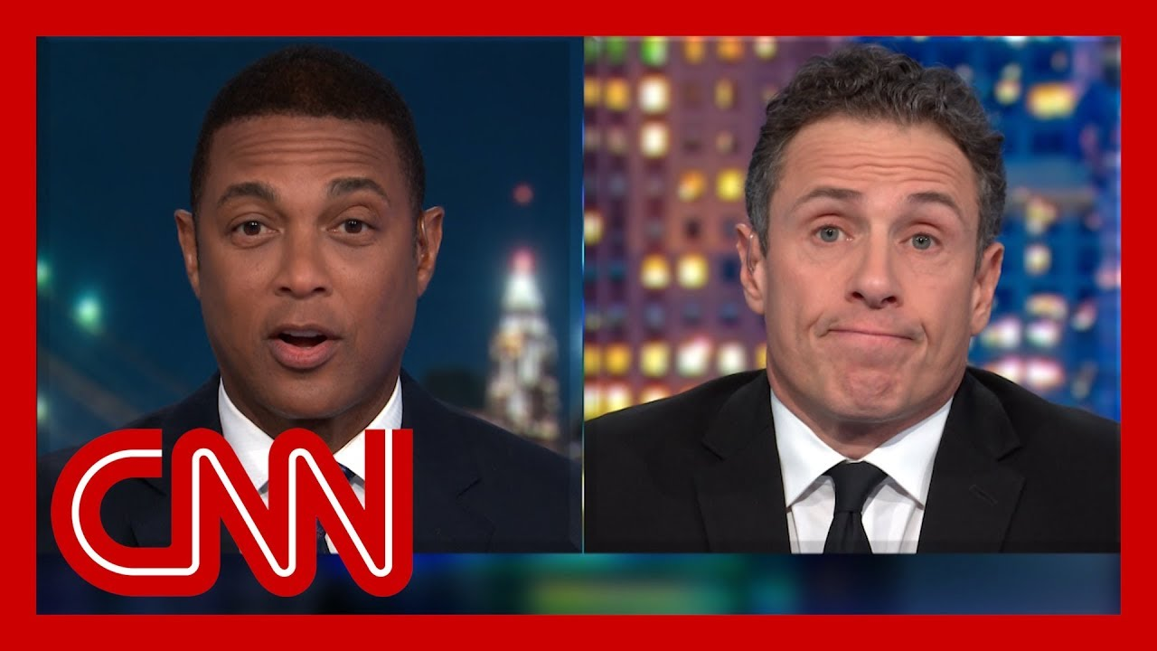 Don Lemon on Trump: When people are laughing at you, you're the joke 7
