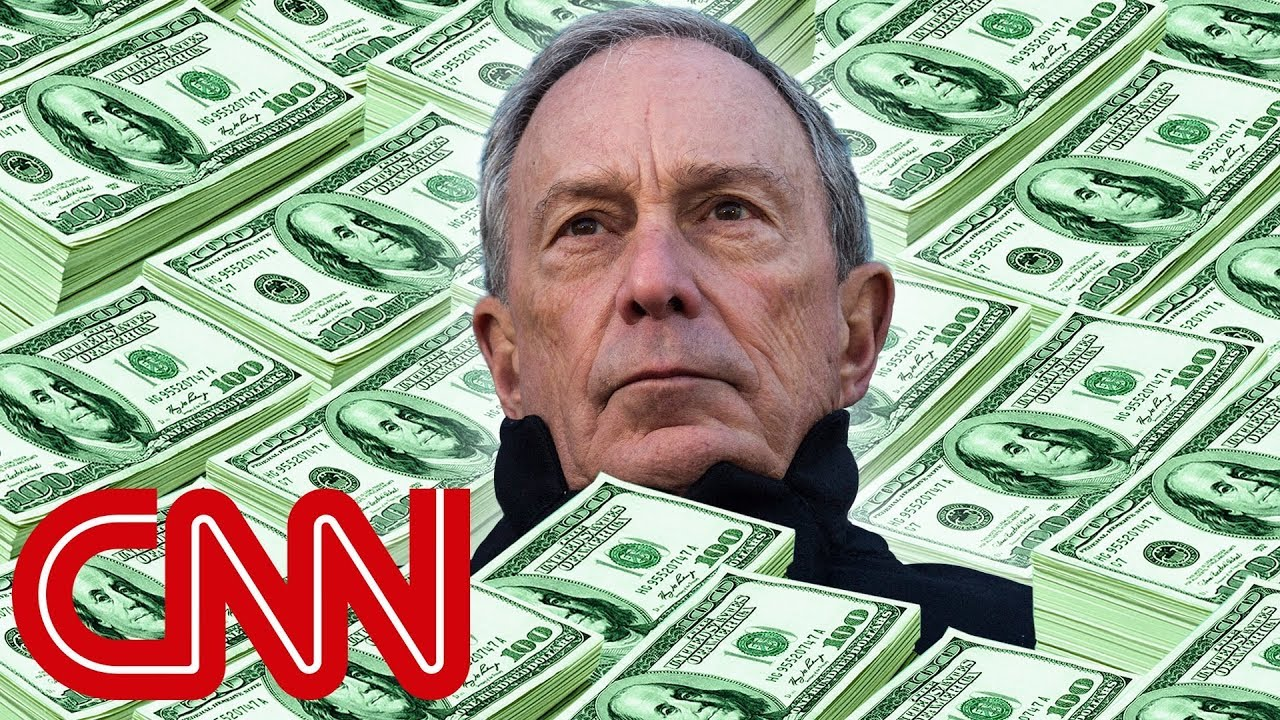 Michael Bloomberg's expensive 2020 gamble 5