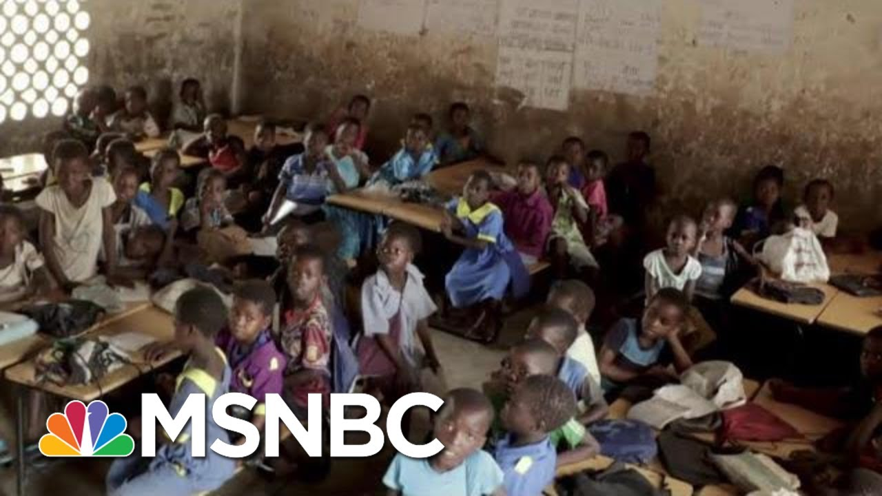 Record Breaking Giving Tuesday For KIND | The Last Word | MSNBC 4