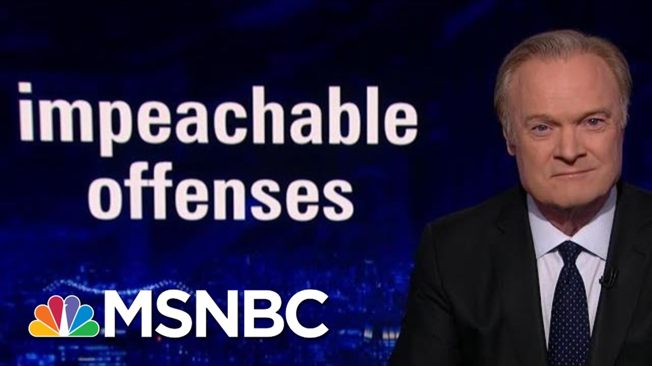 Lawrence: No Republican Contested Evidence Of Trump's Impeachable Conduct | The Last Word | MSNBC 6