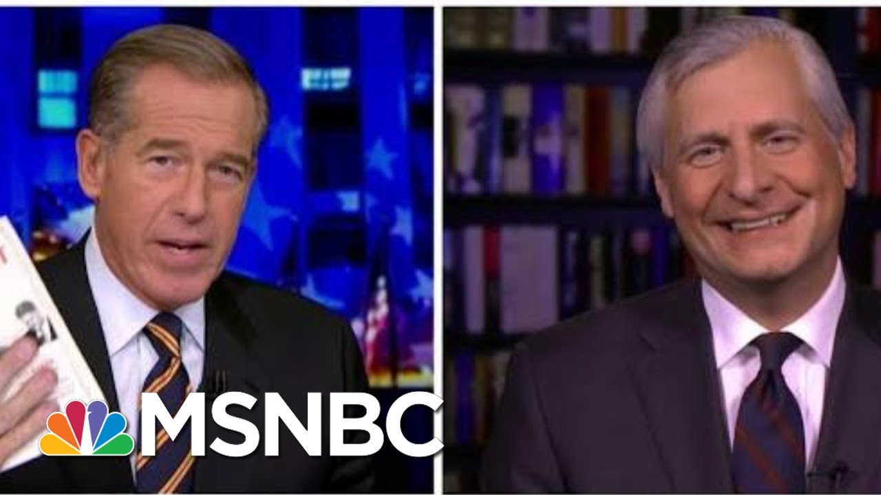 What Jon Meacham Hopes Mitch McConnell Learns From His Book On Impeachment | The 11th Hour | MSNBC 6