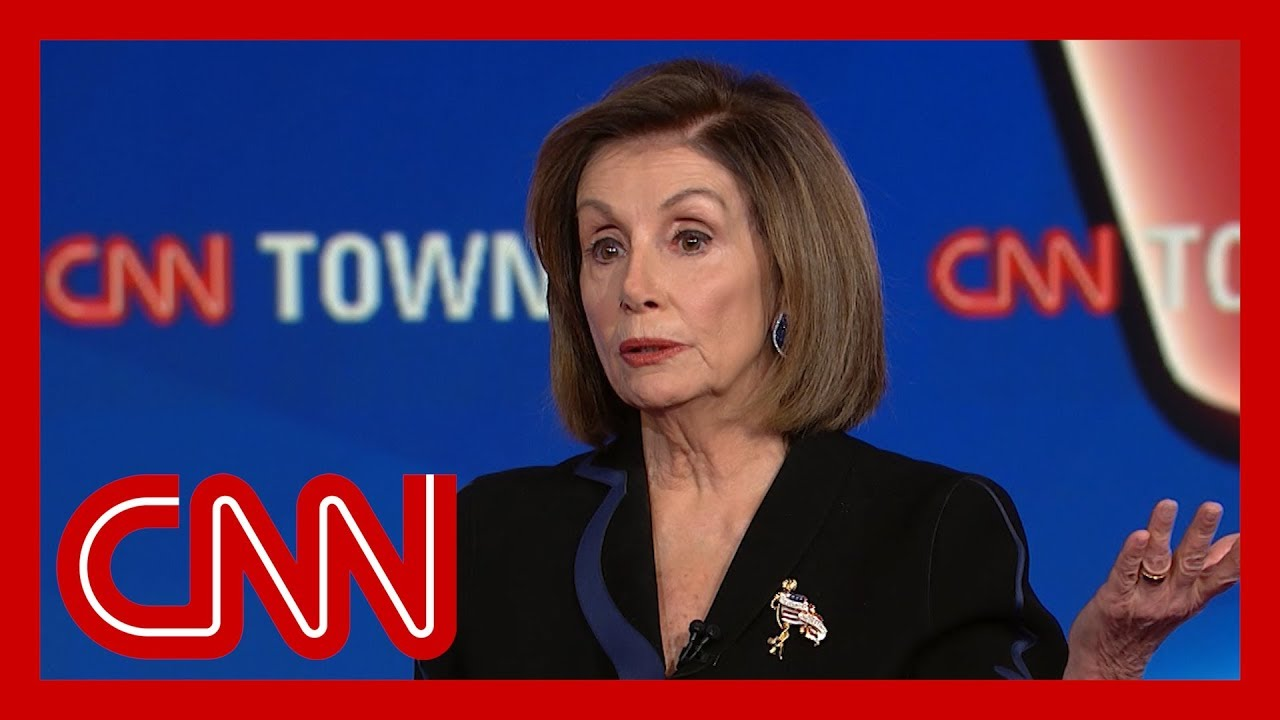 Nancy Pelosi: Climate crisis is an existential threat to our planet 8
