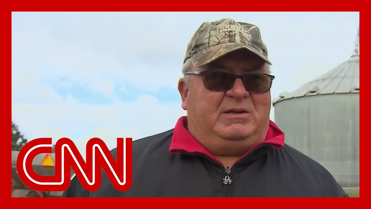 Farmer who voted for Trump: He's backstabbing us 5