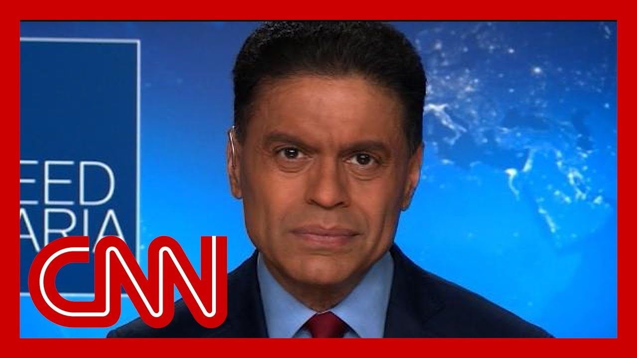 Fareed Zakaria fears American democracy could be in peril 7