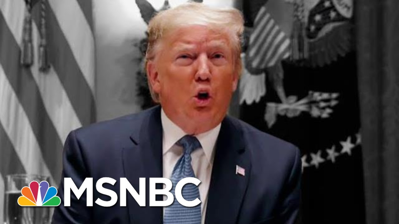 Why The Mueller Report Could Play In Role In The Trump Impeachment | The 11th Hour | MSNBC 4