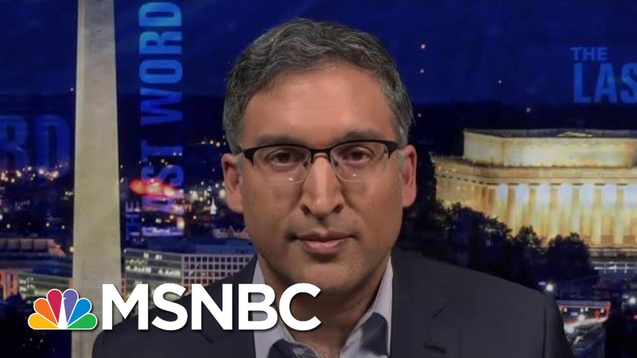 Katyal: Republicans Struggle To Defend 'Smoking Gun' In Impeachment Inquiry | The Last Word | MSNBC 5