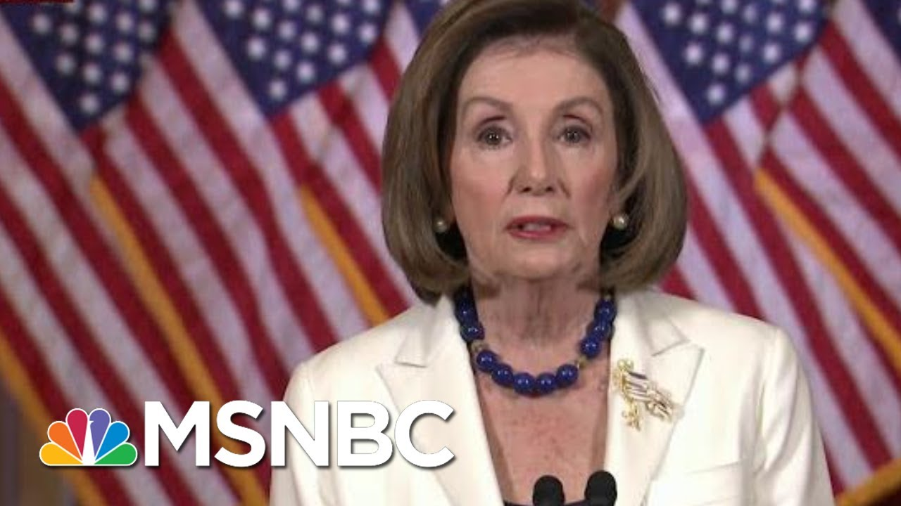 A Historic Day For Nancy Pelosi | Morning Joe | MSNBC 2