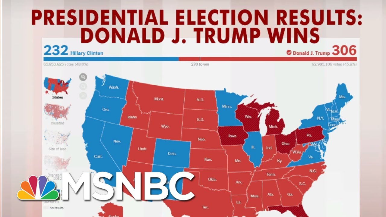 President Donald Trump Approval Down In New State Polling | Morning Joe | MSNBC 9
