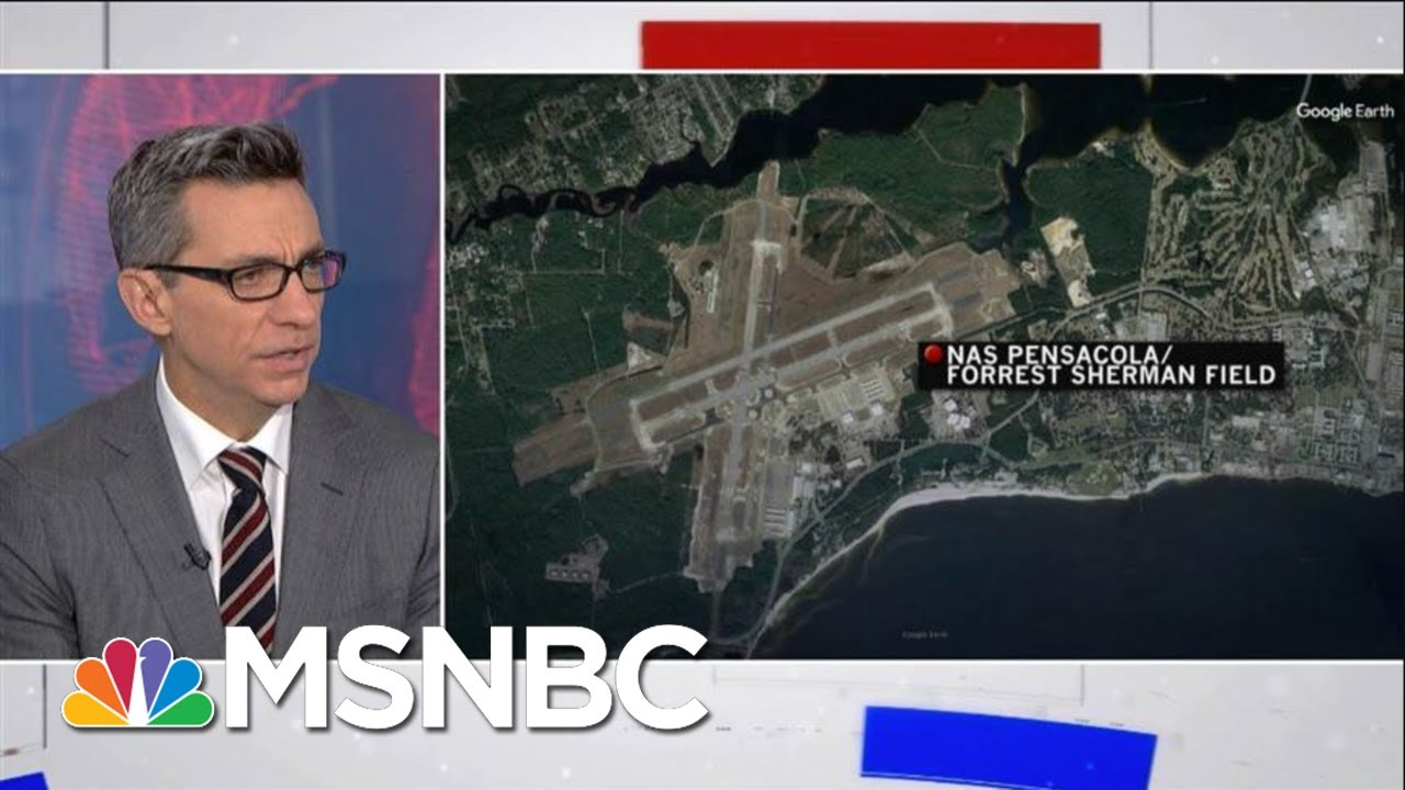 Military Base Security And Weapons Access Raise Questions About Pensacola Shooting | MSNBC 10