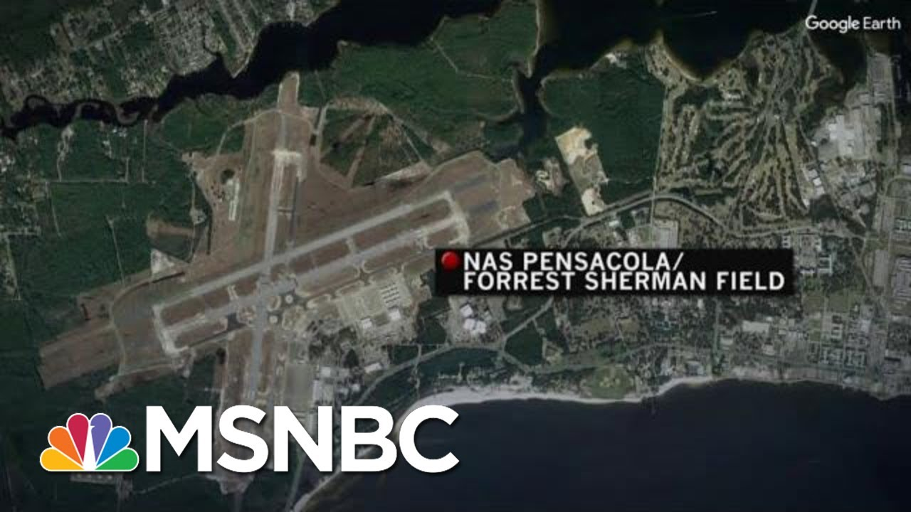 At Least 3 Killed, Suspect Dead In Pensacola Naval Air Station Shooting | Craig Melvin | MSNBC 5