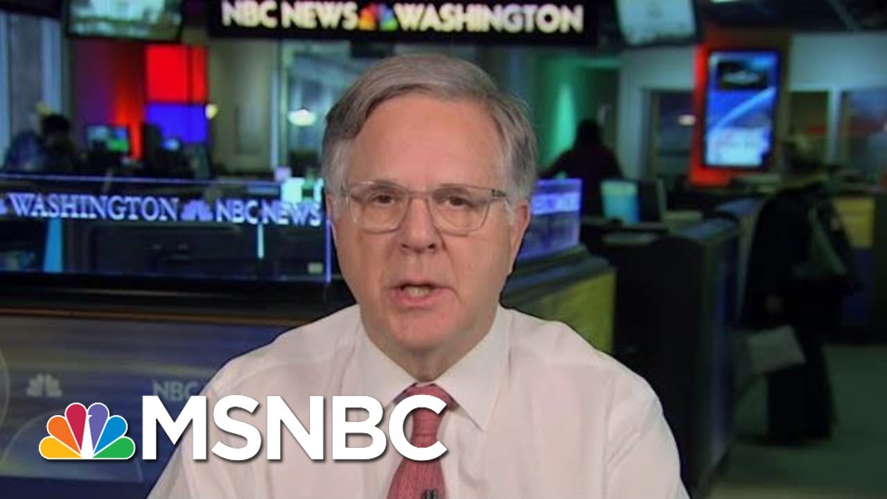 Suspect In Pensacola Shooting Was Saudi National In U.S. For Training | Velshi & Ruhle | MSNBC 3