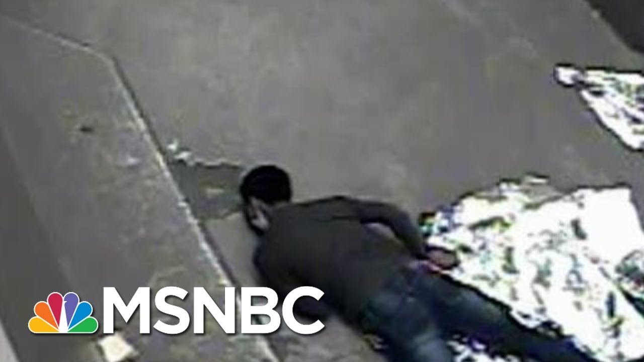 Video Shows Death Of Sick Migrant Teen In Border Agency Custody | Velshi & Ruhle | MSNBC 1