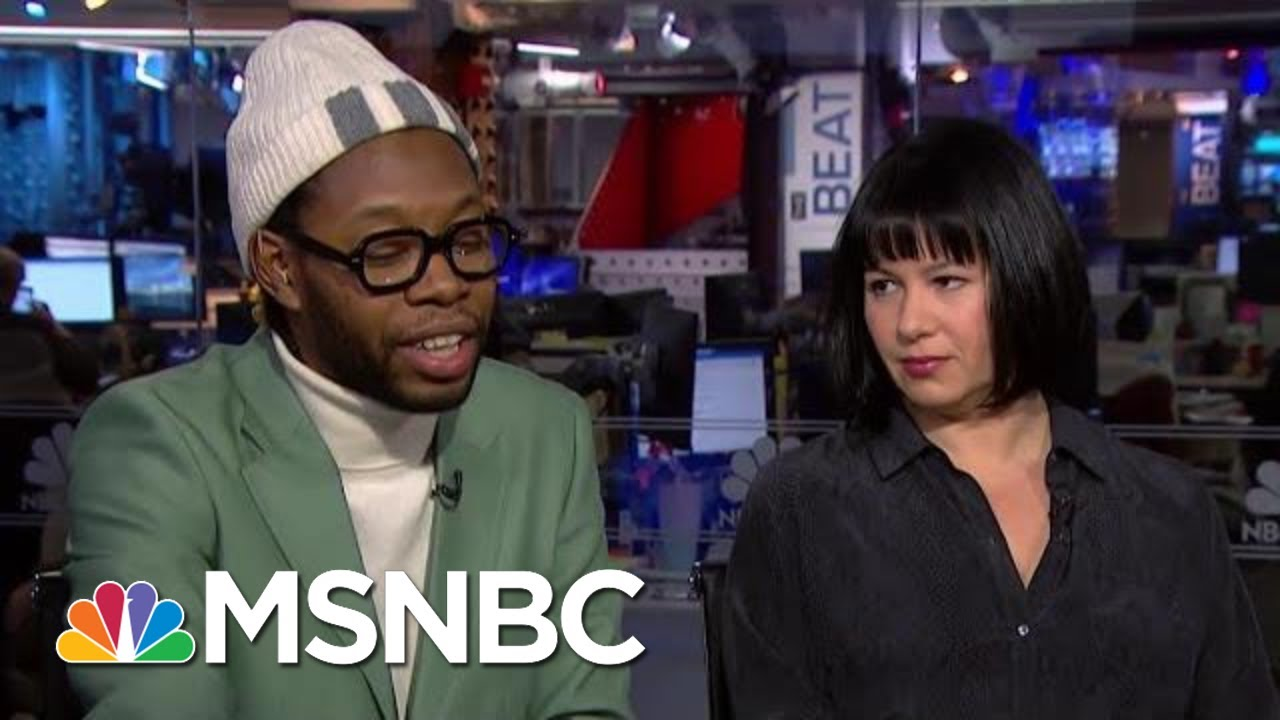 See Playwright Jeremy O. Harris Talk Sex, Race, & 'Slave Play' Controversies On MSNBC | MSNBC 1