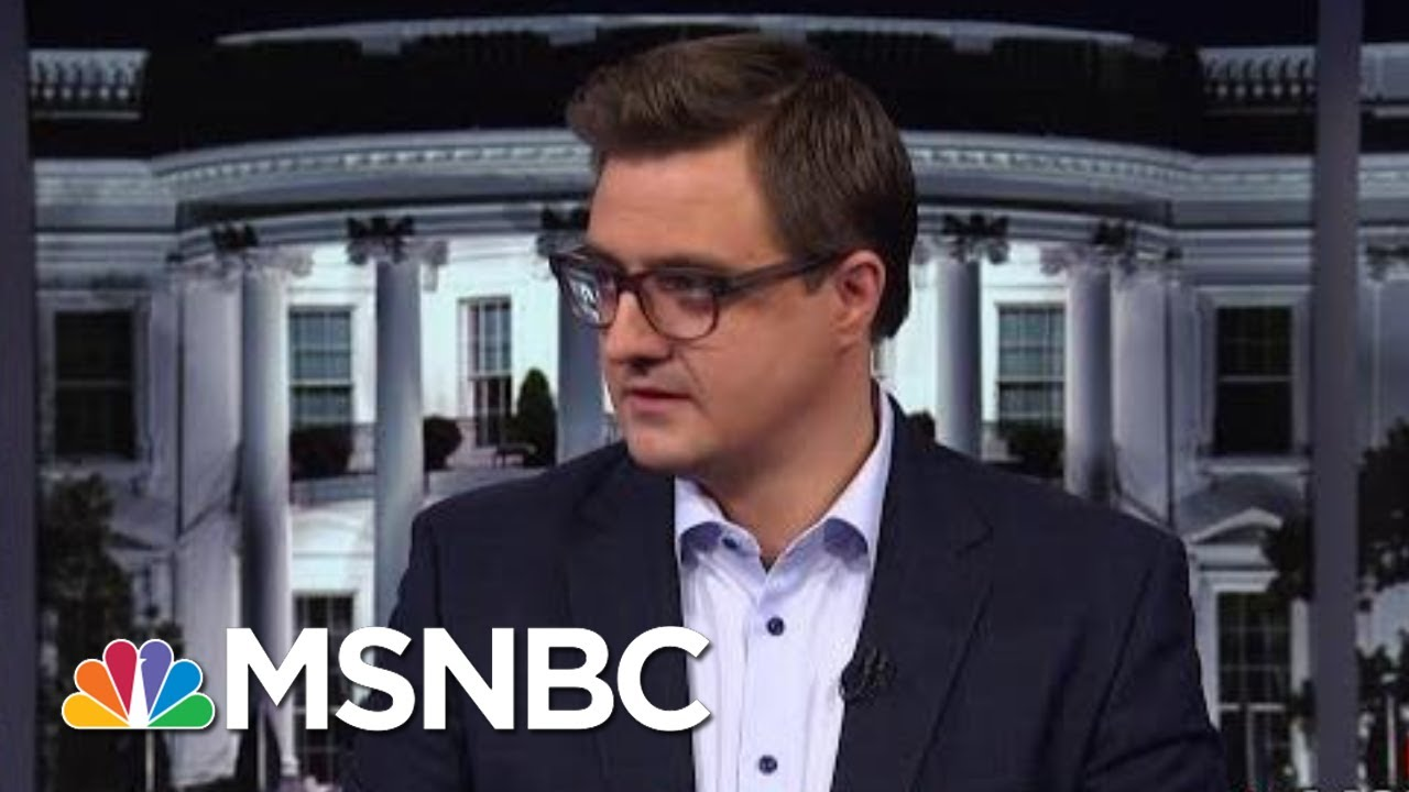 Chris Hayes On What's 'Phenomenally Dangerous' About This Political Moment | All In | MSNBC 4