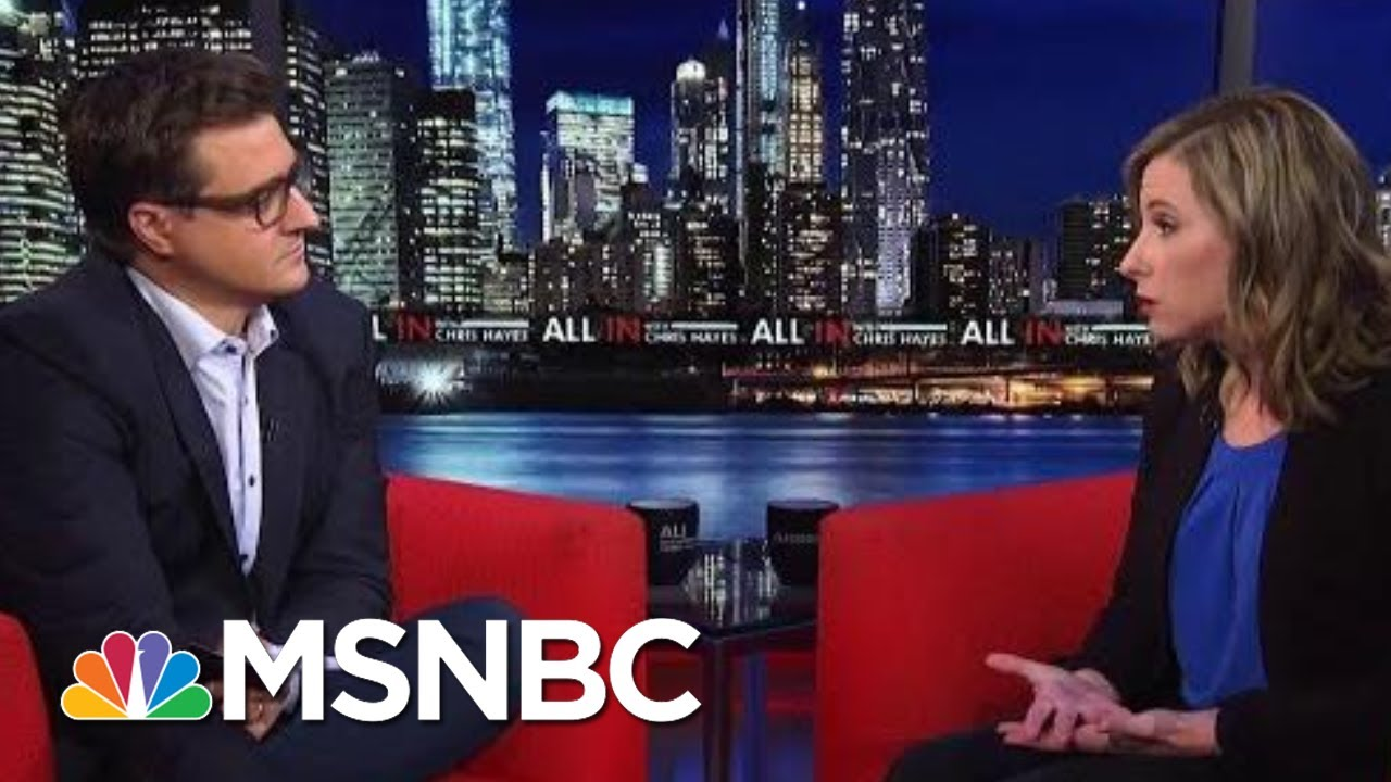 'Unacceptable Precedent:' Katie Hill Speaks Out Against Cyber Exploitation | All In | MSNBC 6