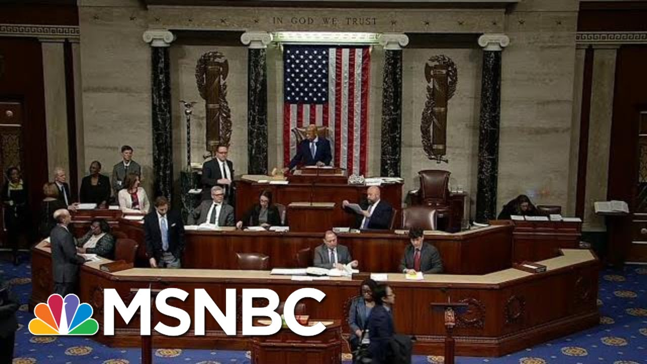Trump WH Threatens To Veto Restored Voting Rights Act | The Last Word | MSNBC 8