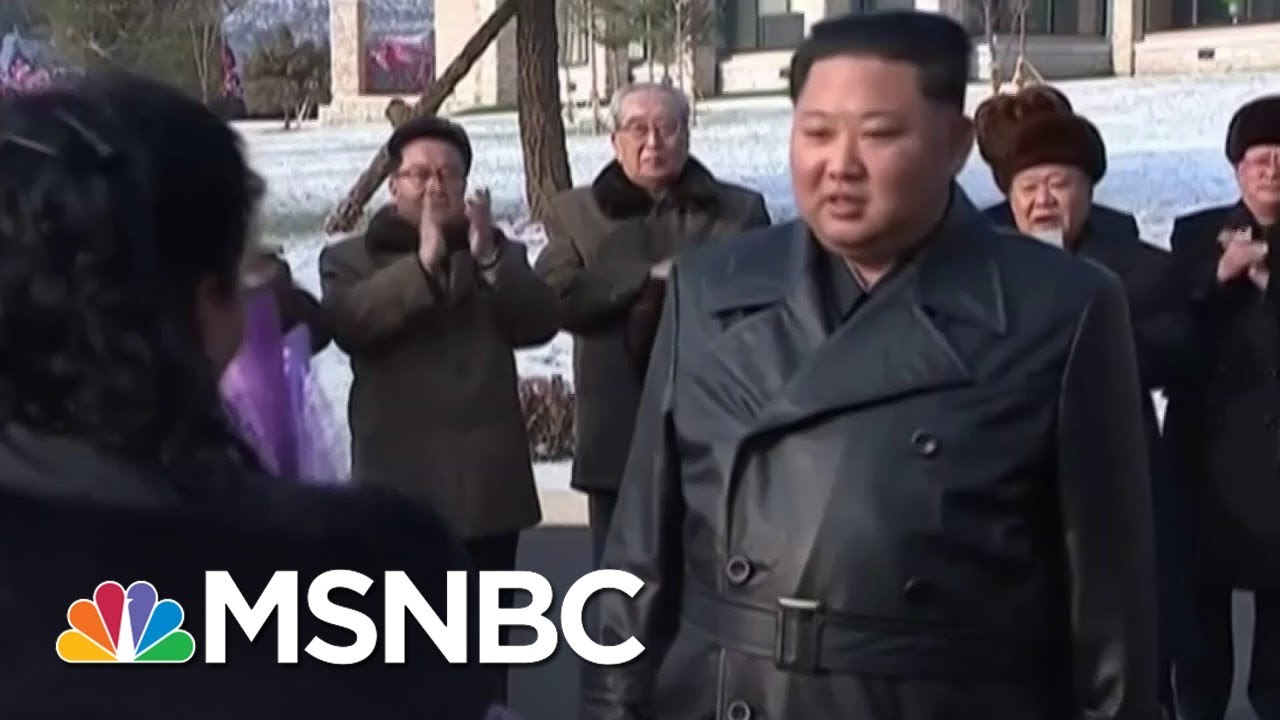 North Korea Claims 'Very Important' Test At Long-Range Rocket Launch Site | MSNBC 8