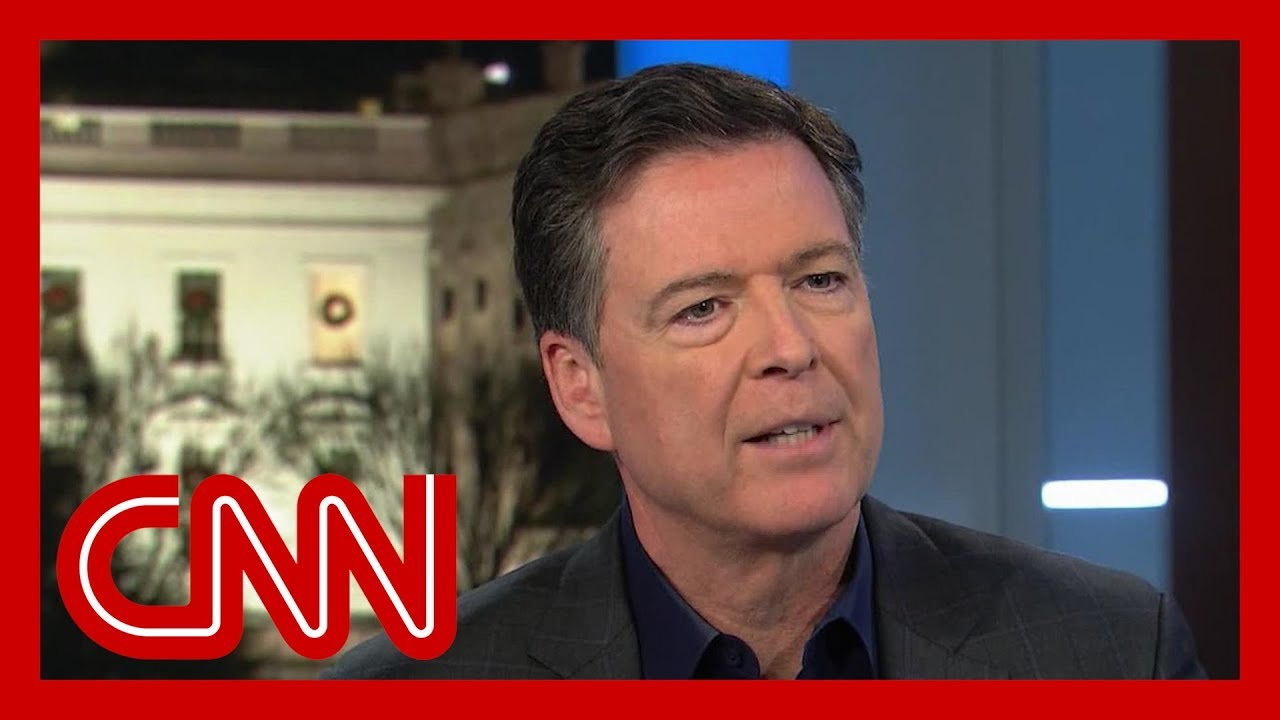 James Comey: There is a risk we've become so numb to the lying 1