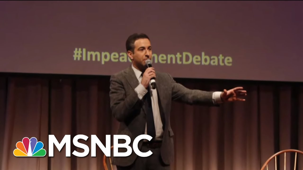 MSNBC's Ari Melber On The Legacy Of SDNY Prosecutors, Columbia U. Event | MSNBC 6