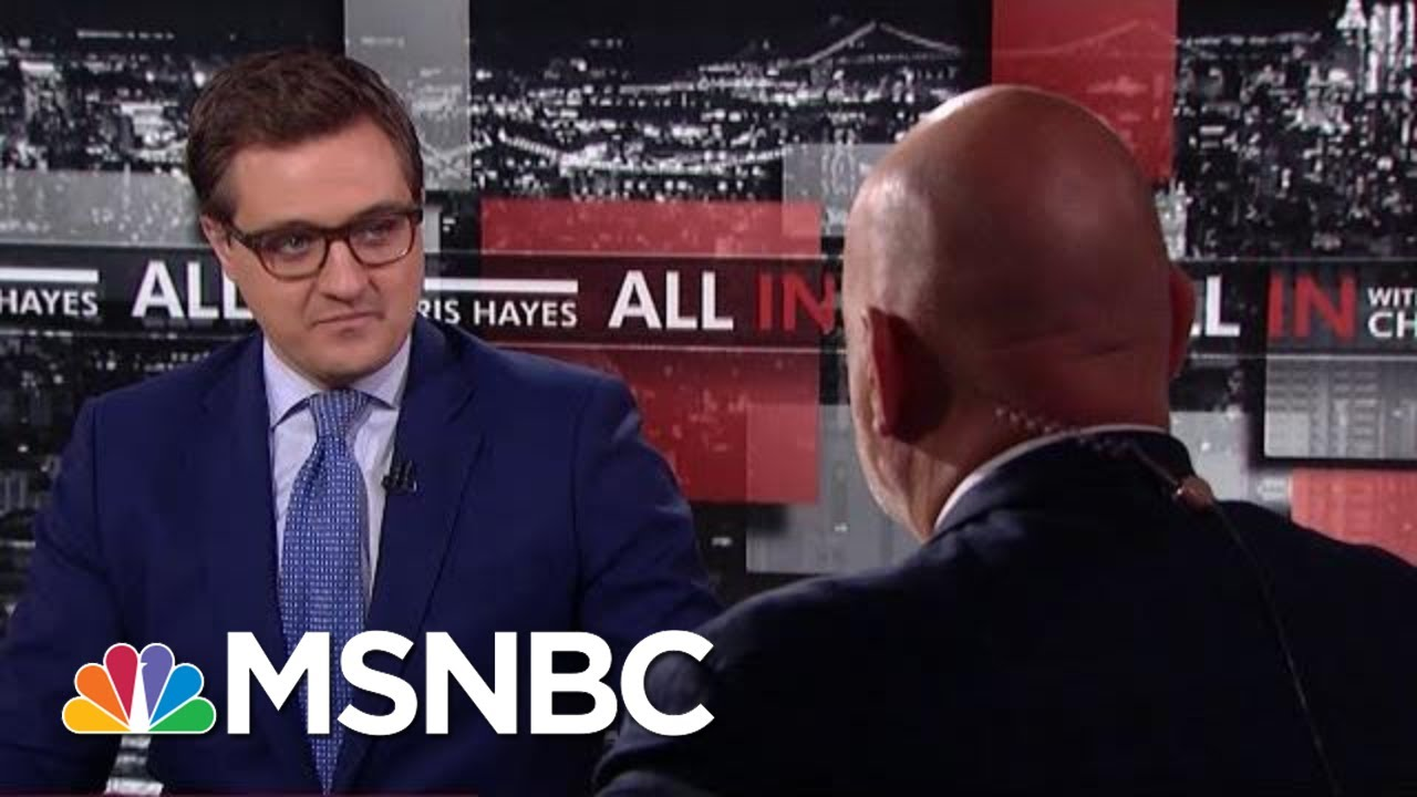 Chris Hayes: Trump Is Trying To Recreate His Recipe For Success In 2016 | All In | MSNBC 12