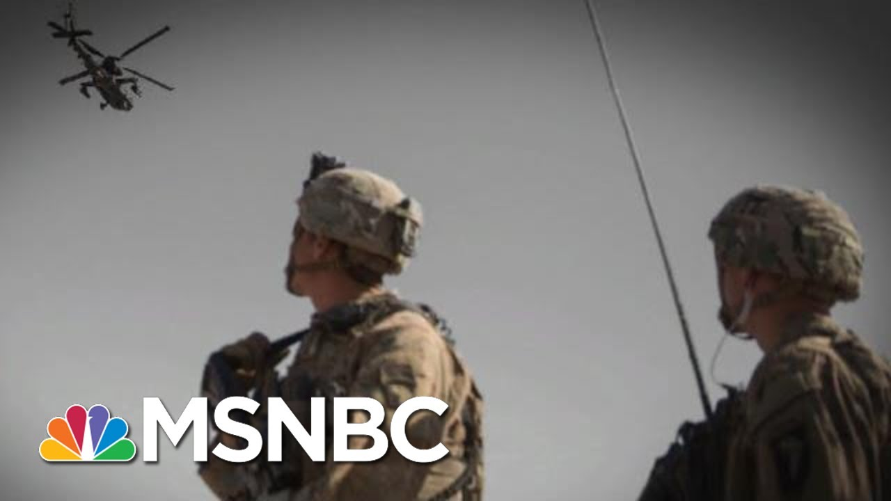 Echoes Of Vietnam: WAPO Reports Govt. Docs Misled Public On Afghan War | The 11th Hour | MSNBC 8