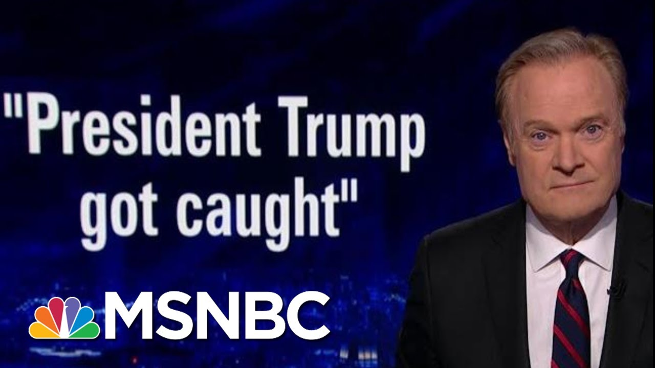 Lawrence Takes Apart The Republican Defense Of Trump | The Last Word | MSNBC 3