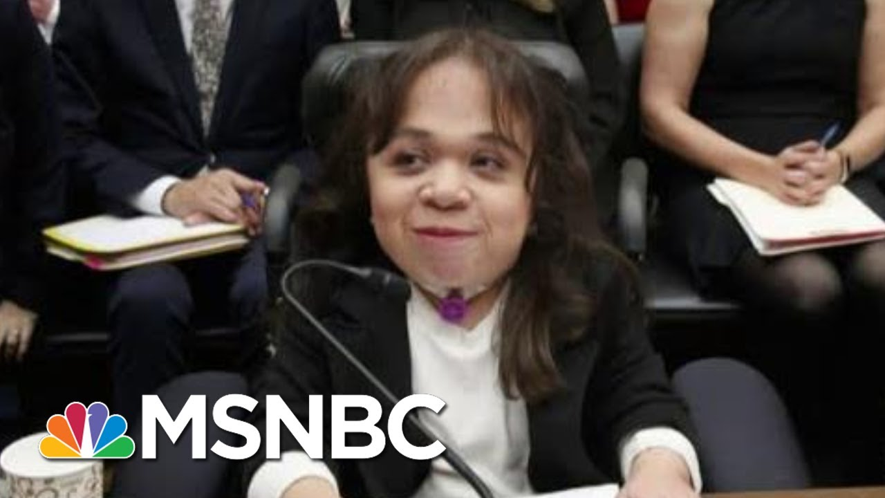 Lawrence Thanks Rachel For Raising Awareness To Save Isabel Bueso | The Last Word | MSNBC 10