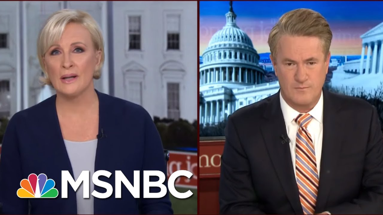 Joe: IG Report Proved Devastating To Trump's Lies | Morning Joe | MSNBC 3