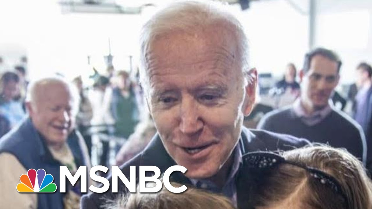 Joe Biden Maintains His Lead In New Polling | Morning Joe | MSNBC 3