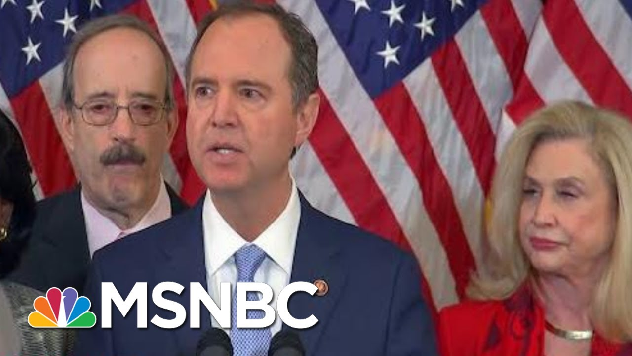 House Unveils Impeachment Articles As Trump Allies Try To Undermine DOJ IG Report | Deadline | MSNBC 5