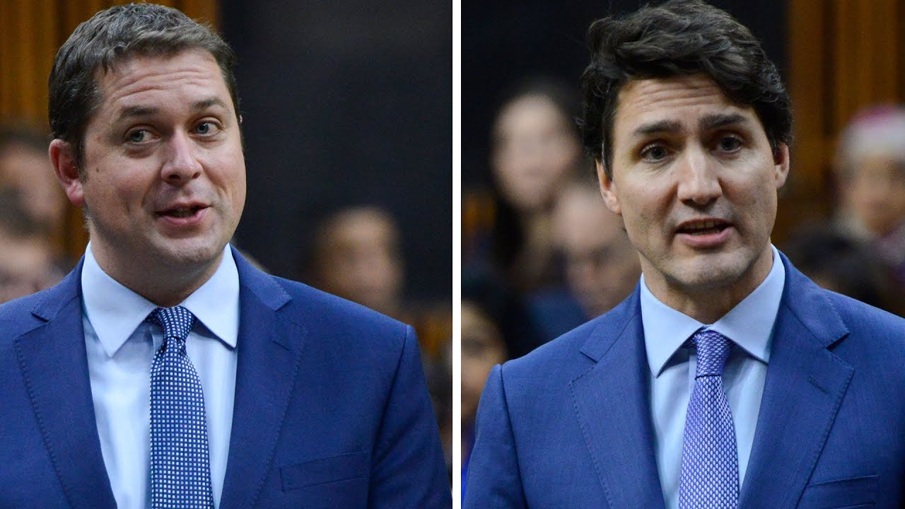 Prime Minister Justin Trudeau spars with Andrew Scheer over new NAFTA deal 5