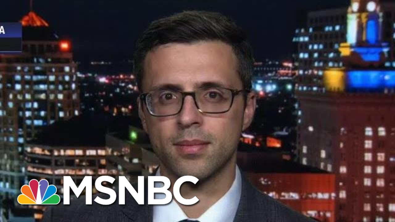 Ezra Klein On Historic Day: 'This Is Not Normalizing Impeachment' | The Last Word | MSNBC 10