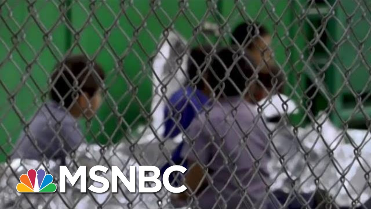 'They Put Me In A Cage': Detained Child Recounts Trump's Border 'Prison' | MSNBC 10