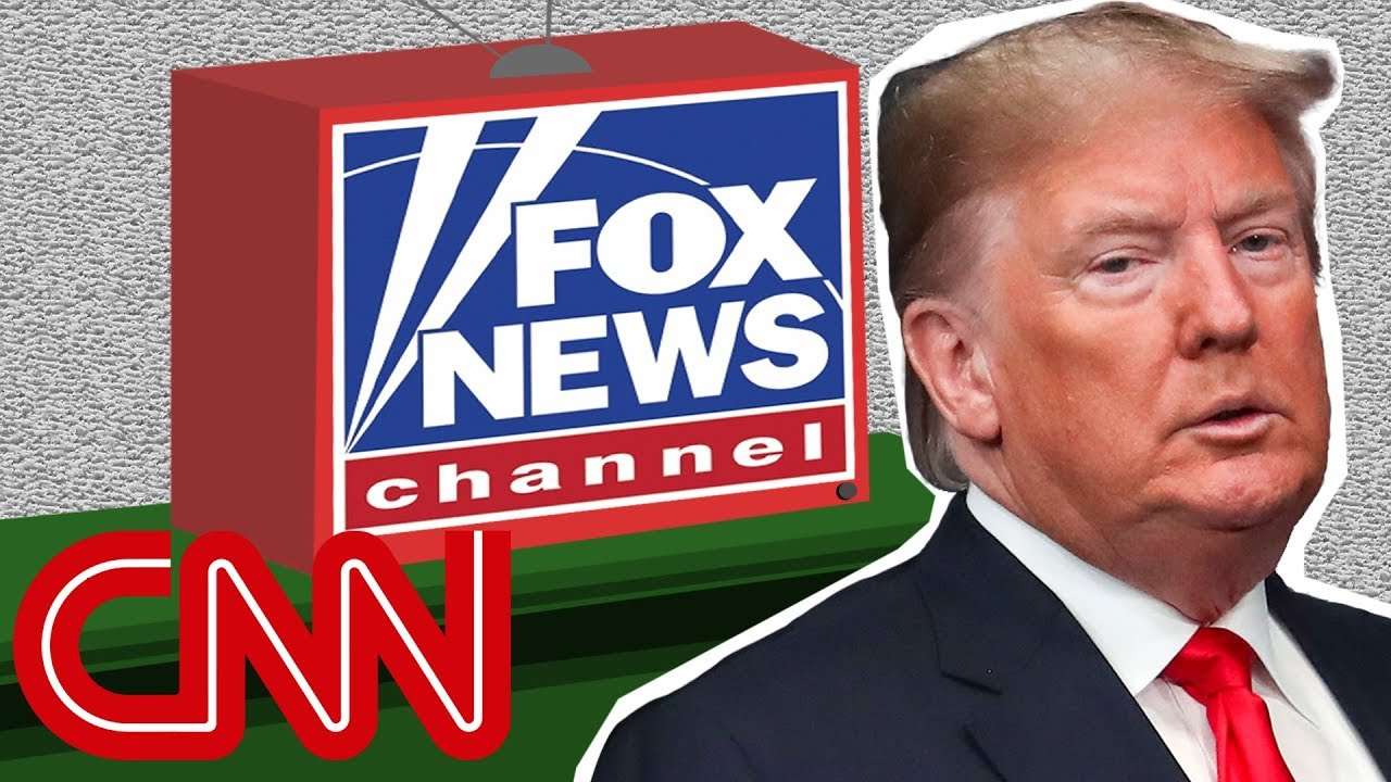 President Trump's feud with Fox News 13