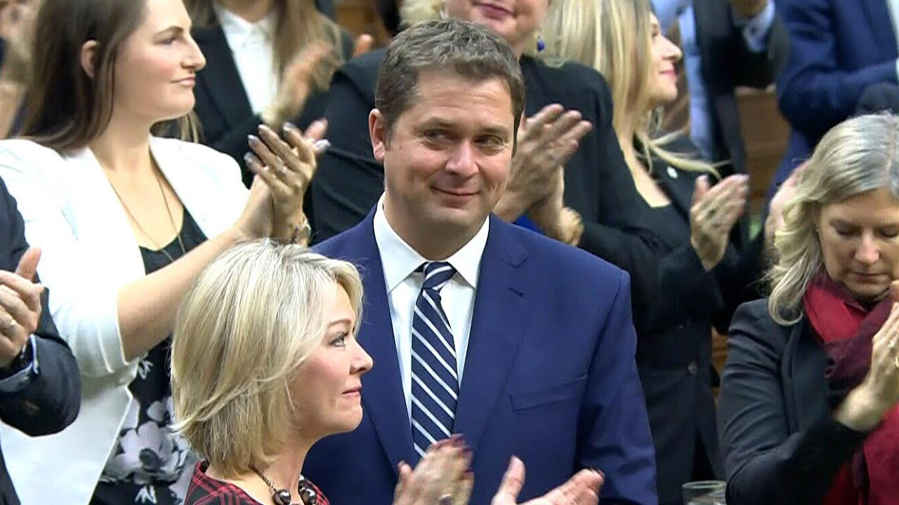 Andrew Scheer resigns as Conservative leader 2